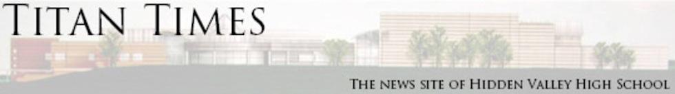 The news site of Hidden Valley High School