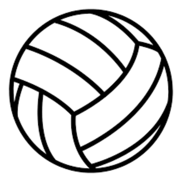 The volleyball team made it to state semifinals this year.