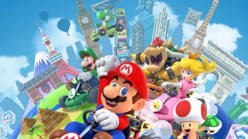 Mario+Kart