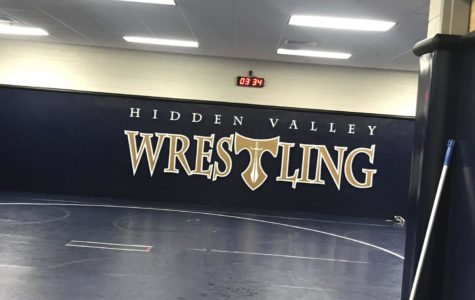Wrestling team needs a manager