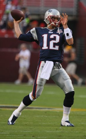 Former New England Patriots quarterback, Tom Brady