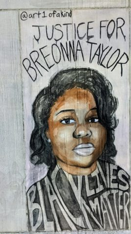 Many people have protested the killing of Breonna Taylor, wanting justice for her and her family.