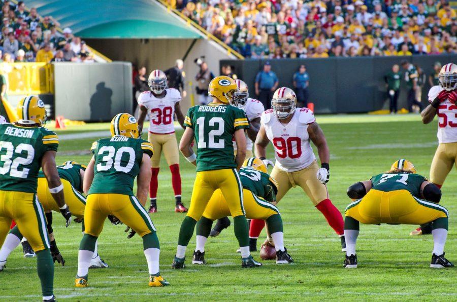 San+Francisco+49ers+v+Green+Bay+Packers