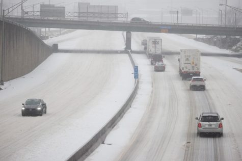 Winter Storm Uri caused massive damage in the Southern United States.