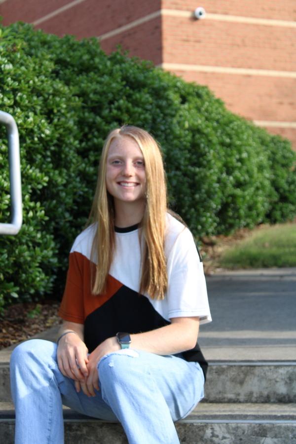 Sarah Arner, Student Life Editor