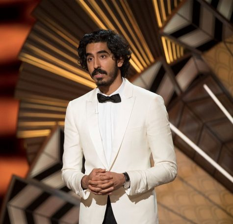 Picture of ,lead actor in The Green Knight, Dev Patel.