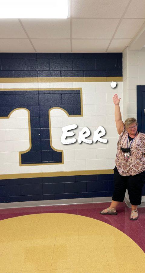 Mrs. Preston loves Hidden Valley